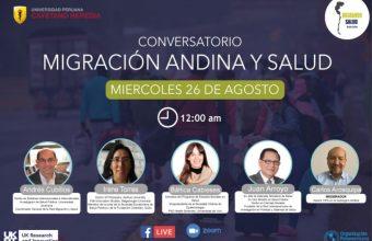 Académica UDD participó en conversatorio sobre migración andina y salud e inicia proyecto colaborativo de investigación