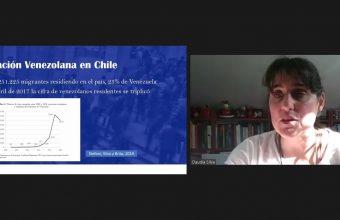"""Inician ciclo de conversatorios """"Migración andina y salud: la experiencia de Chile"""""""