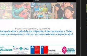 Inician entrenamiento para encuestadores de estudio Fondecyt sobre migrantes internacionales en Chile