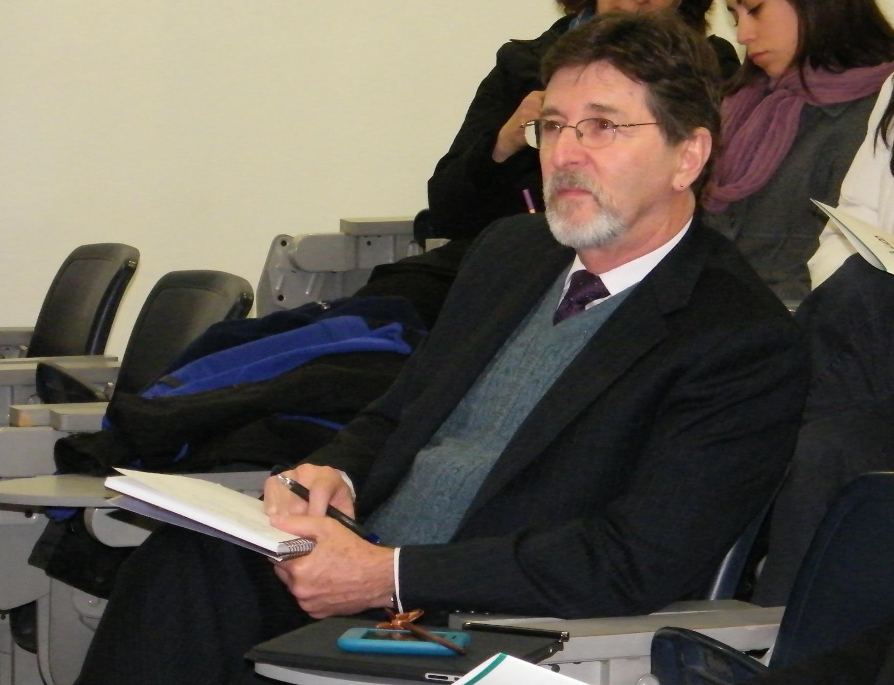 ODE invitó a experto en desarrollo curricular - Relaciones ...