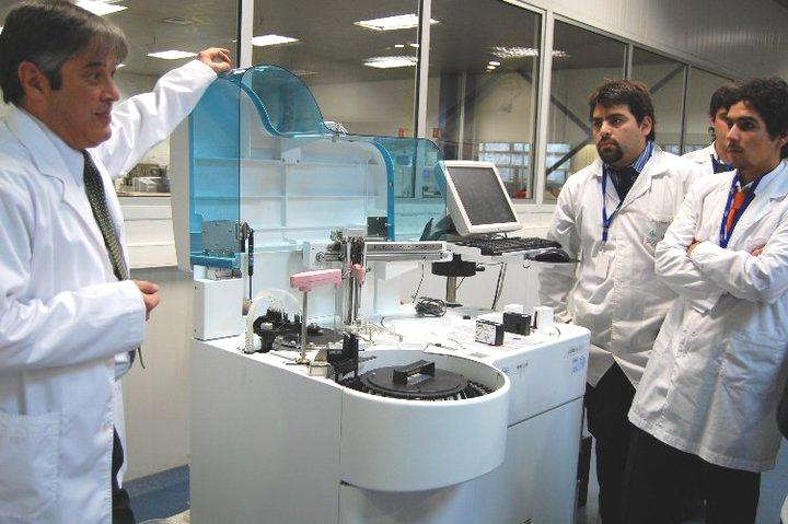 laboratorio roche: