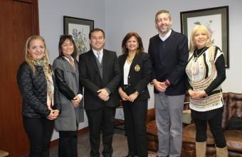 UDD, Junaeb y Corporación de Educación y Salud de Las Condes firmaron convenio de cooperación