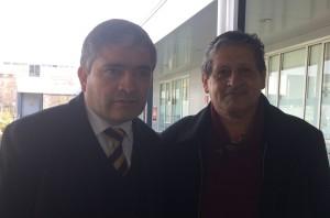 Visita profesor Uruguay a la UDD (1)