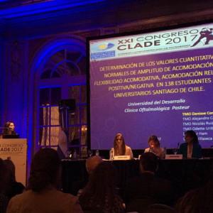 Destacada participación de Tecnología Médica en el XXI Congreso CLADE  2017