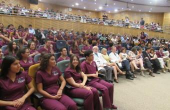 Tecnología Médica inviste a la décima generación de estudiantes