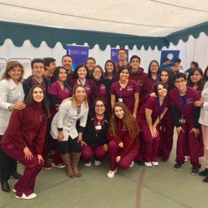 Tecnología Médica UDD contribuye en la prevención de la salud de funcionarios y familiares de Gendarmería de Chile