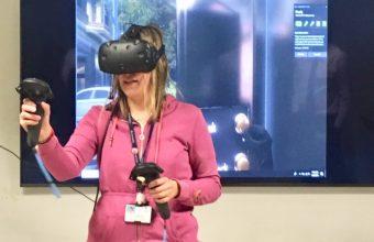 Herramienta de realidad virtual para estudiantes de Tecnología Médica