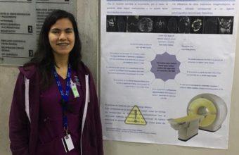 Internas de Tecnología Médica participan en Feria de Salud