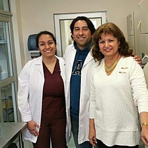 Estudiante de Tecnología Médica realiza internado electivo de Biología Molecular en Servicio Médico Legal de Valparaíso
