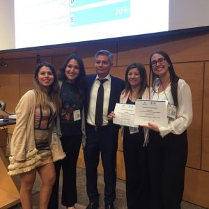 Egresados de Imagenología y Física Médica reciben Premio en Investigación