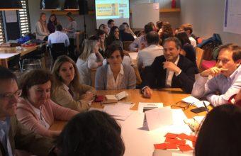 Directores y coordinadores trabajaron en las directrices del Plan de Desarrollo de Facultad